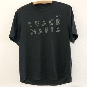 Nike Track Mafia Shirt Men's Medium